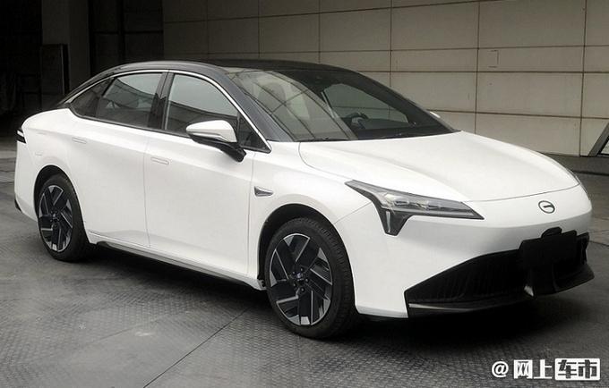 广汽埃安AION S Plus实车曝光!年内上市/售价上调