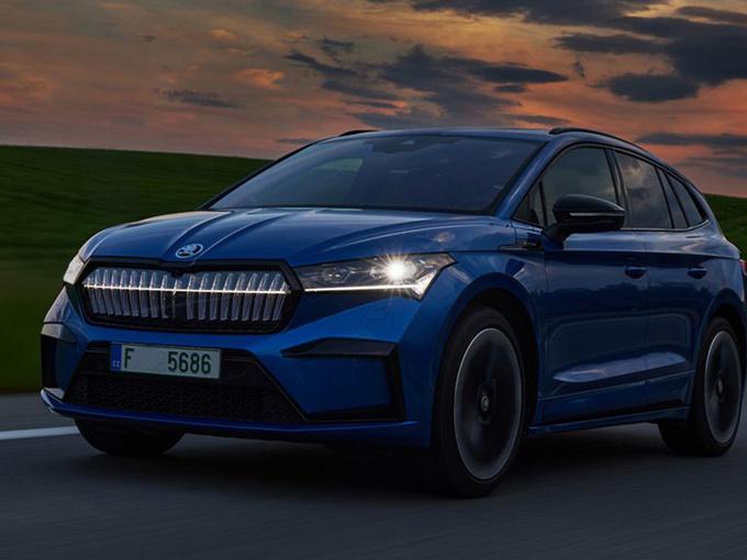 斯柯达新款SUV发售!家族式外观/百公里加速6.9秒