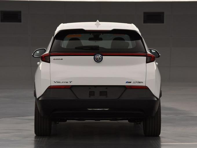 别克全新纯电动SUV VELITE7曝光 有望4月份发布-图2