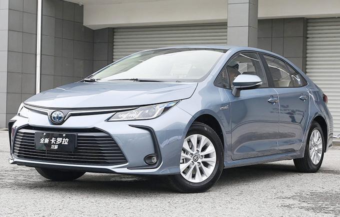 丰田新款卡罗拉配置曝光 车机系统升级7月上市