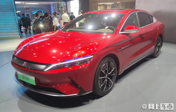 比亚迪推全新5G配置!汉EV旗舰型选装仅需8千元