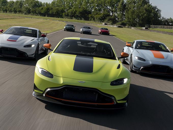 阿斯顿·马丁两年将推10款新车 V12引擎去留未知