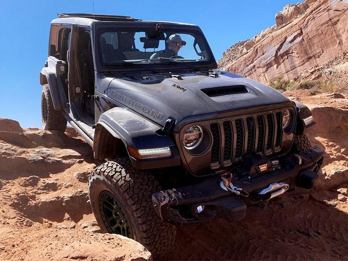 Jeep牧马人新车型正式上市!越野能力再度提升