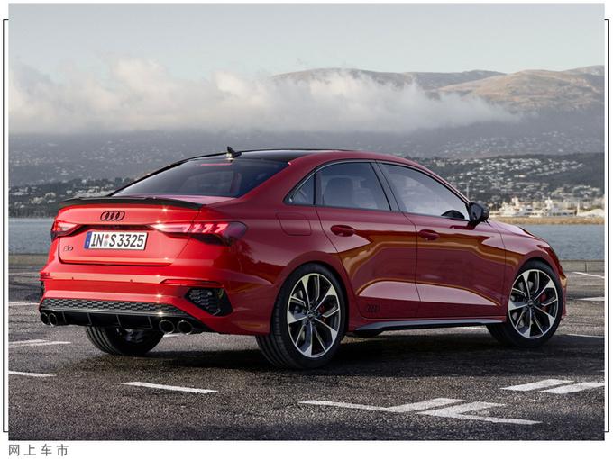 奥迪全新S3售价曝光搭2.0T引擎/动力大幅提升-图3