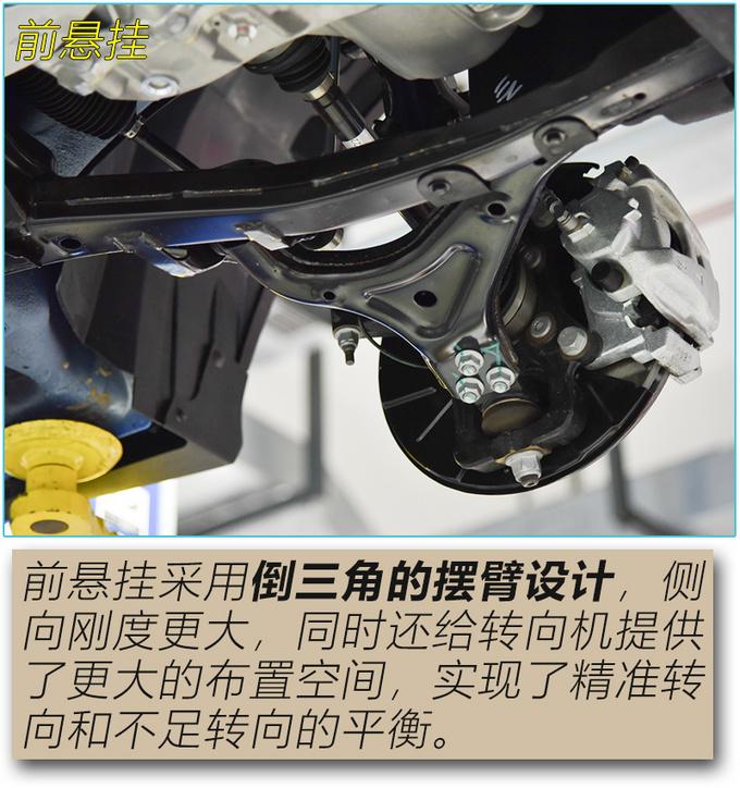 行驶品质真的有提升吗 荣威RX5 PLUS底盘解析-图10