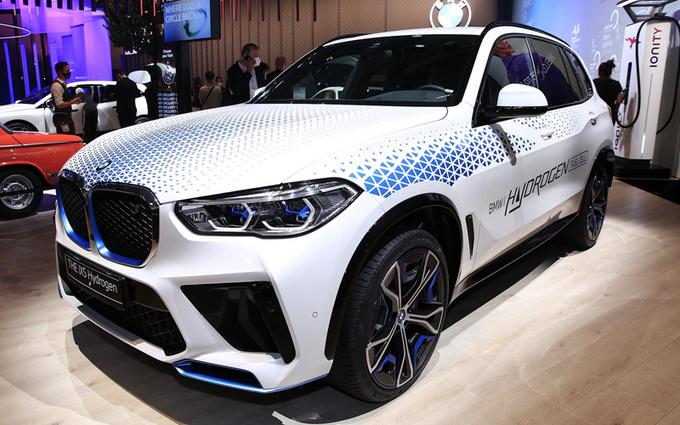 宝马X5新车型首发亮相!新燃料驱动/明年投产