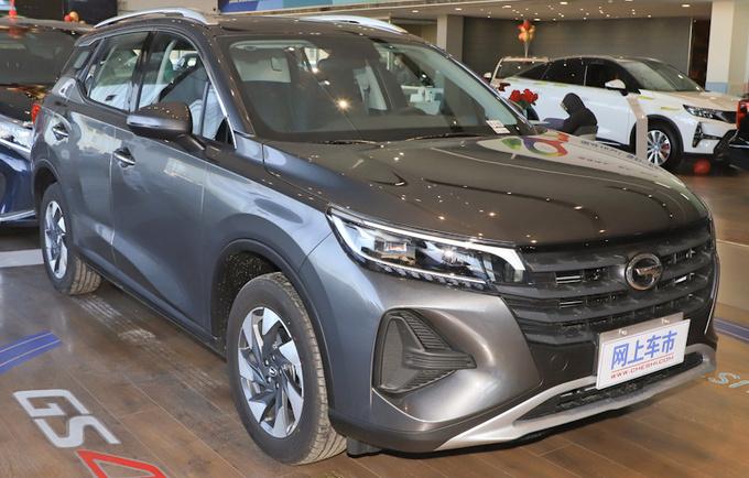 广汽传祺GS4将增2.0T车型 配四驱系统-售价将上调