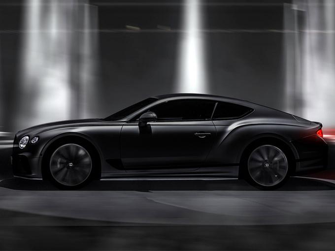宾利新款欧陆GT性能版!6天后发布/搭6.0T W12引擎
