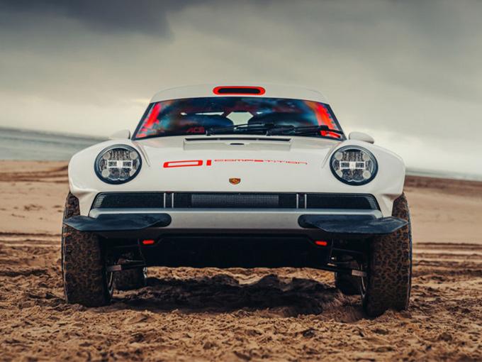 保时捷推出911拉力版!搭3.6升风冷/越野性能出色
