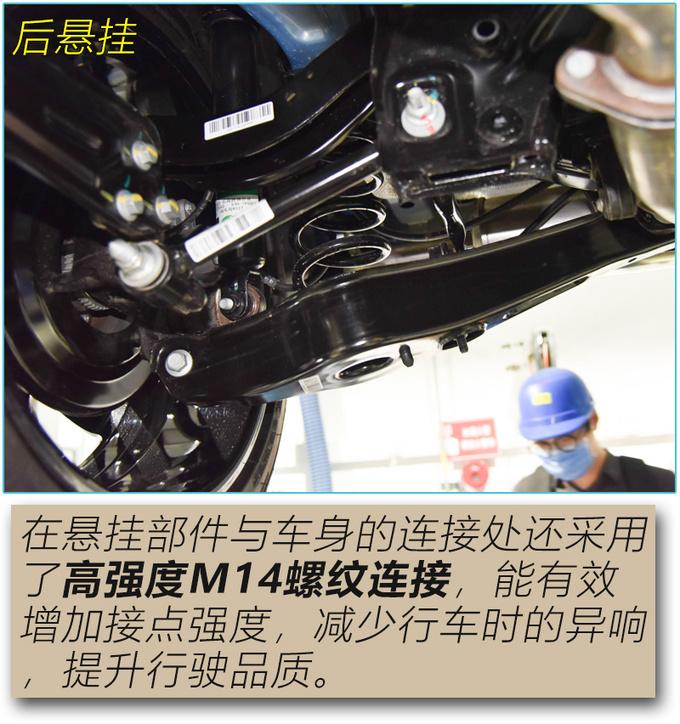 行驶品质真的有提升吗 荣威RX5 PLUS底盘解析-图14