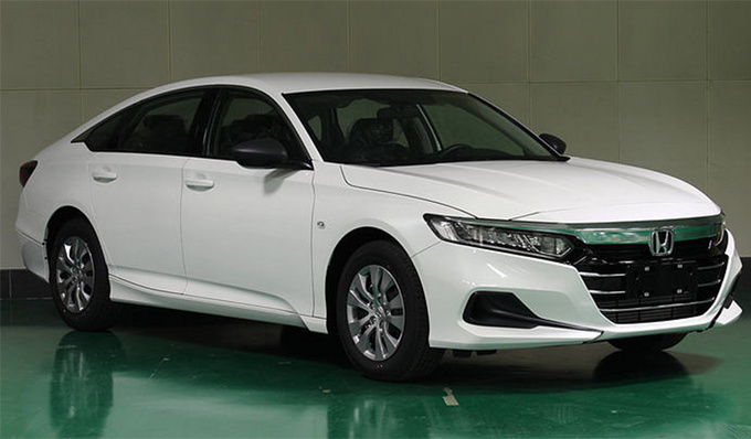 广汽本田新款雅阁二季度上市 尺寸加长-造型更时