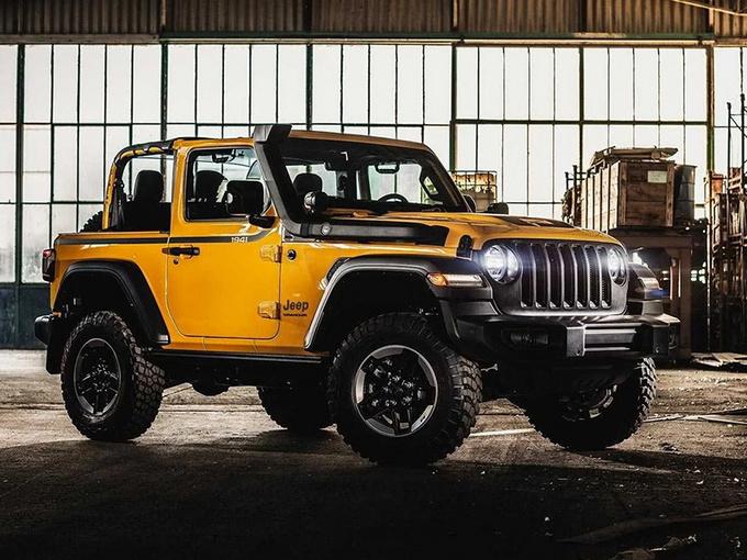 Jeep牧马人两门版新消息!或于明年退出欧洲市场