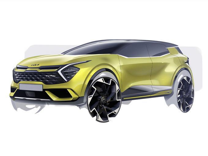 起亚狮跑新车型曝光!针对欧洲市场研发/轴距更