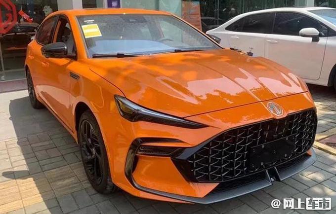 第三代MG6 PRO到店实拍 动力超本田思域 或9万起售