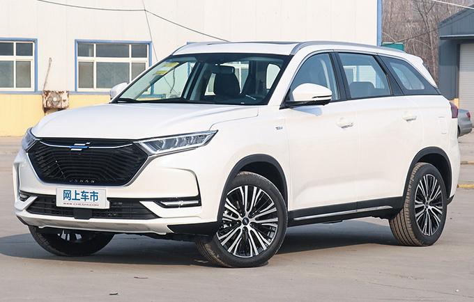 欧尚将推全新SUV 交由长安铃木生产/造型更运动