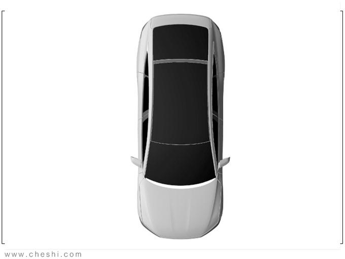 蔚来首款轿车实拍曝光竞争特斯拉国产Model 3-图3