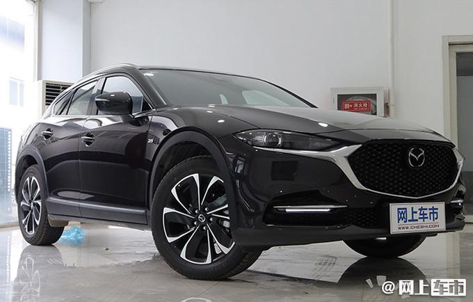 """马自达CX-4或将停产 换""""奔腾""""车标 预计10万起售"""