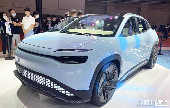 奇瑞大蚂蚁新车型年内上市 续航提升 造型更前卫
