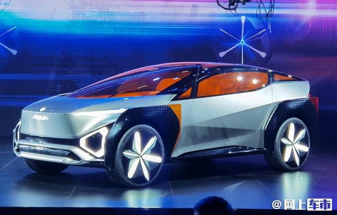 东风风神纯电概念车发布 造型科幻 配L4级自动驾