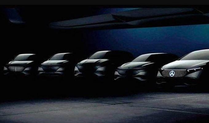 梅赛德斯-迈巴赫将推纯电车型!新车基于EQS打造