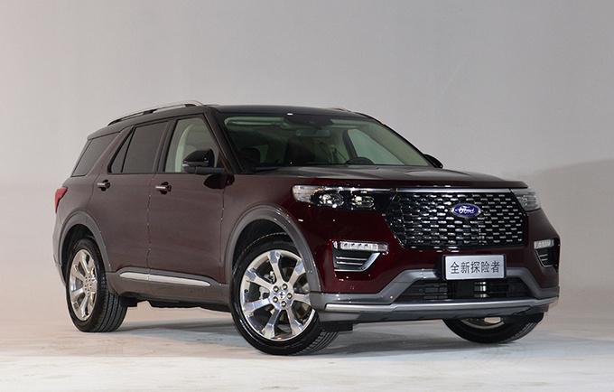 长安福特锐界/锐际销量创新高 SUV车型大涨近80