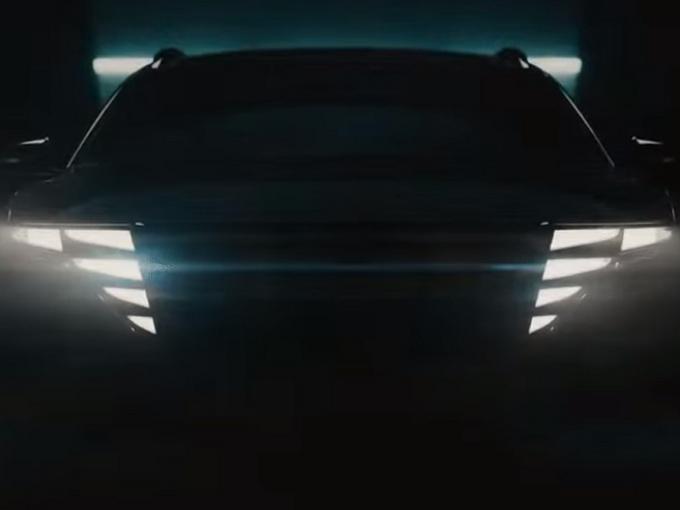 现代全新途胜新车型曝光!4天后发布/增1.6T混动