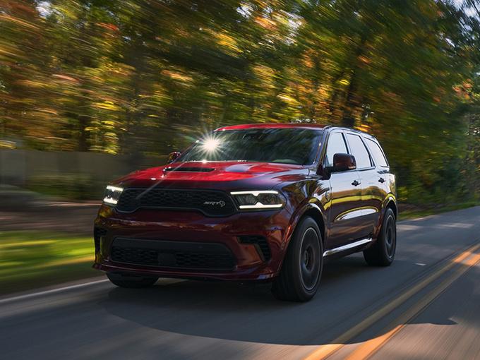 道奇一款高性能SUV将停产 搭6.2T/贯穿式LED尾灯