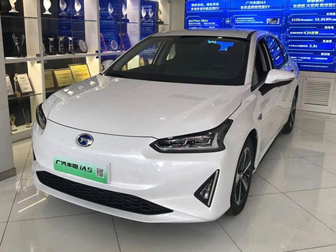 车辆性能被人为降低?广汽丰田iA5遭大量投诉