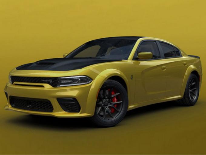 道奇Charger配置调整 增金色涂装/适用多款车型