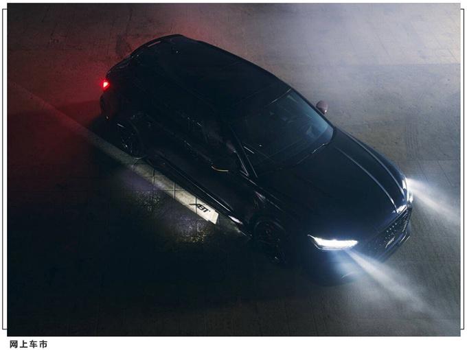 奥迪RS 6特别改装版发布限量64台/马力达800匹-图4