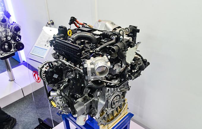 自主量产汽油机最高热效率 东风风神全新1.5T动力