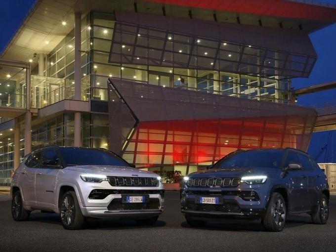 Jeep新款指南者发布!配置升级/增推插混版车型