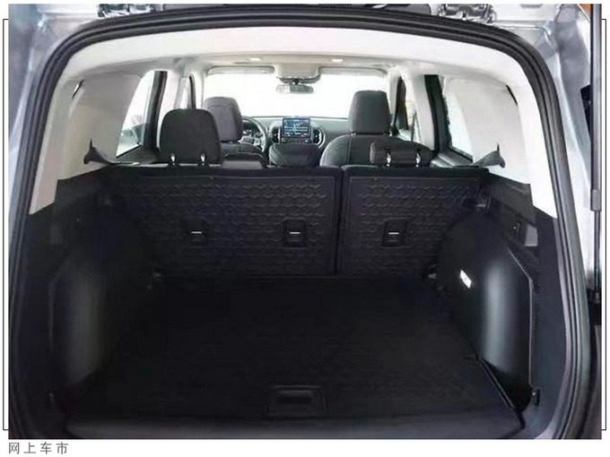 福特全新SUV到店实拍搭2.0T/动力超日产奇骏-图7