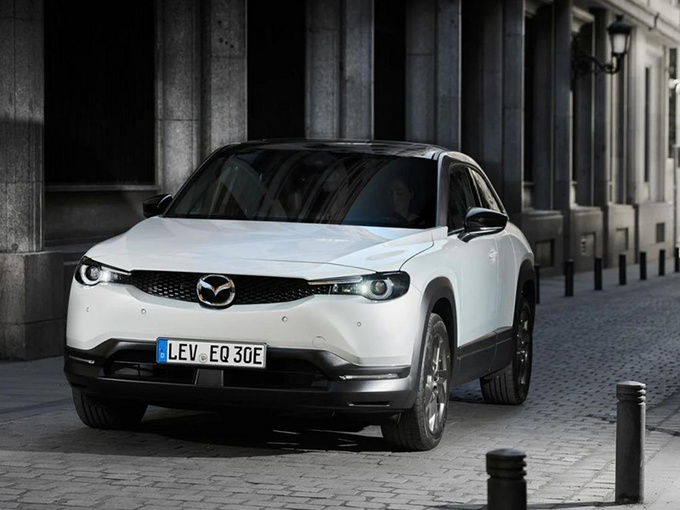 马自达全新小型SUV即将发布!搭转子引擎/混合动
