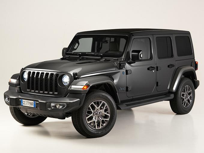 Jeep牧马人插混版正式开售 配置丰富/动力大幅提