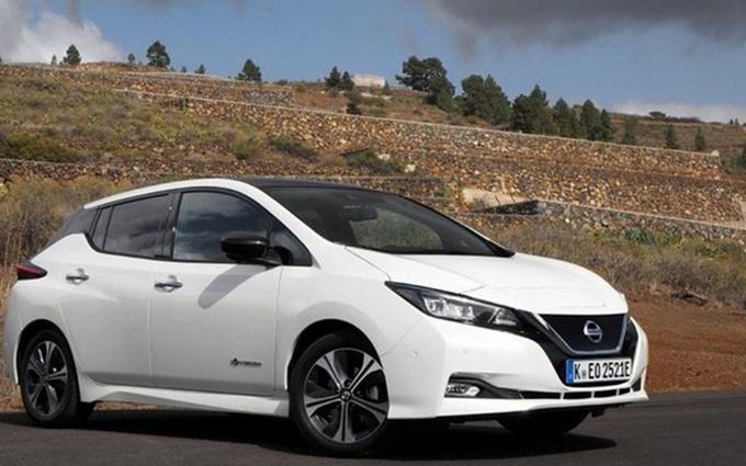 日产电动车欧洲销量超25万台!这款小车销量最高