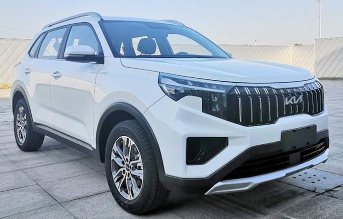 东风悦达起亚车型全面换标 大改款智跑5月份上市