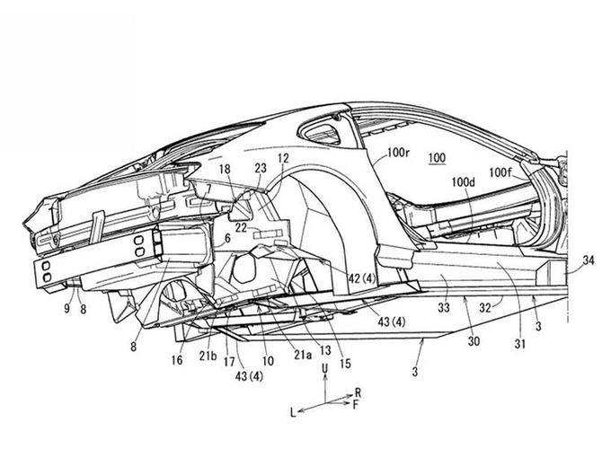 马自达全新跑车曝光!双门造型/将搭直六引擎