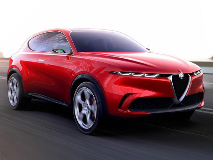 阿尔法·罗密欧将推出全新车型 采用玛莎拉蒂新