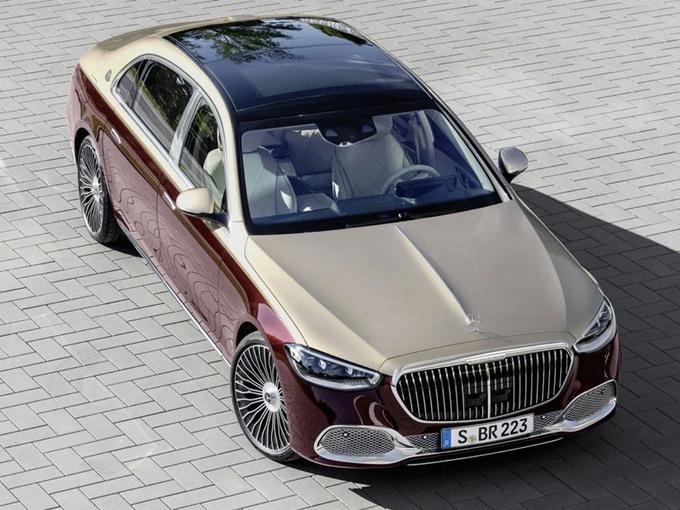 梅赛德斯-迈巴赫S级投产!7月交付/搭6.0T V12引擎