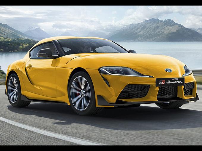 丰田全新Supra正式开售!换搭2.0T引擎/车身更轻