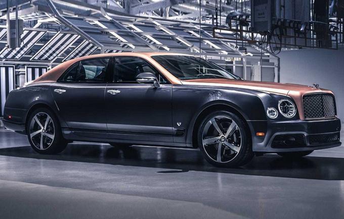 宾利将投产第二款SUV 比添越更大 与路虎揽胜同级