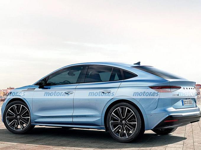 斯柯达ENYAQ iV将增新车型!最快明年正式上市