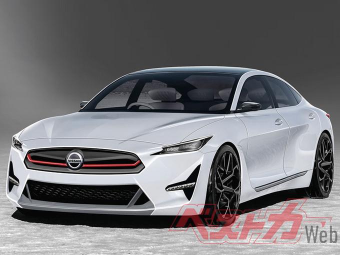 日产全新轿车发布时间确认!外观造型酷似别克