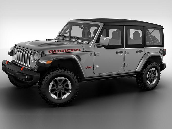 Jeep推全新半门套件 适用牧马人新车/可提升视野