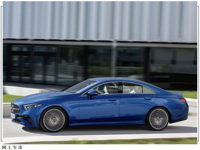 奔驰新款CLS海外预订!多款配置可选,明年交付