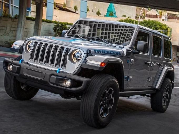 Jeep牧马人新车型开售!搭2.0T引擎/配置更丰富