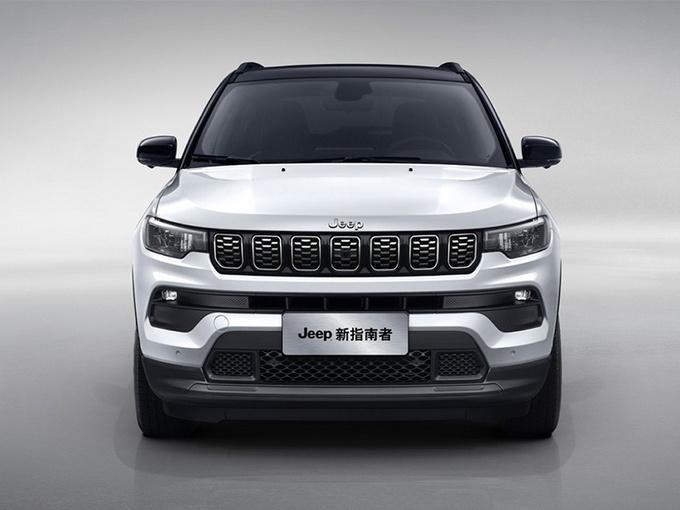 Jeep全新指南者即将发布!屏幕尺寸更大/内饰升级