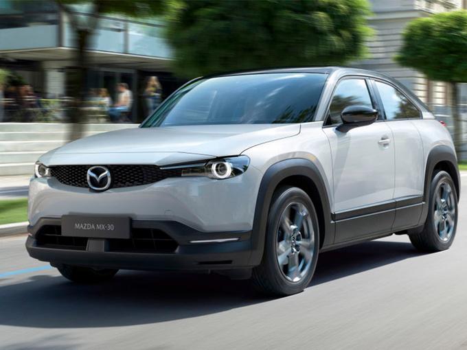 马自达推出全新小型SUV!转子引擎回归/2022年发布