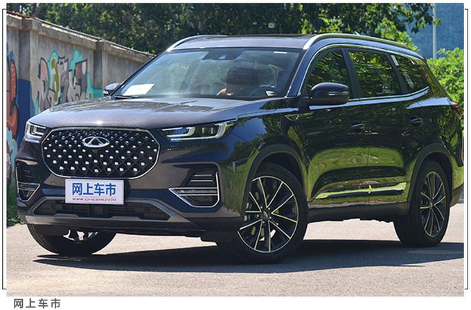 北京车展10款重磅SUV抢先看 奥迪Q7同级车售31万起-图20